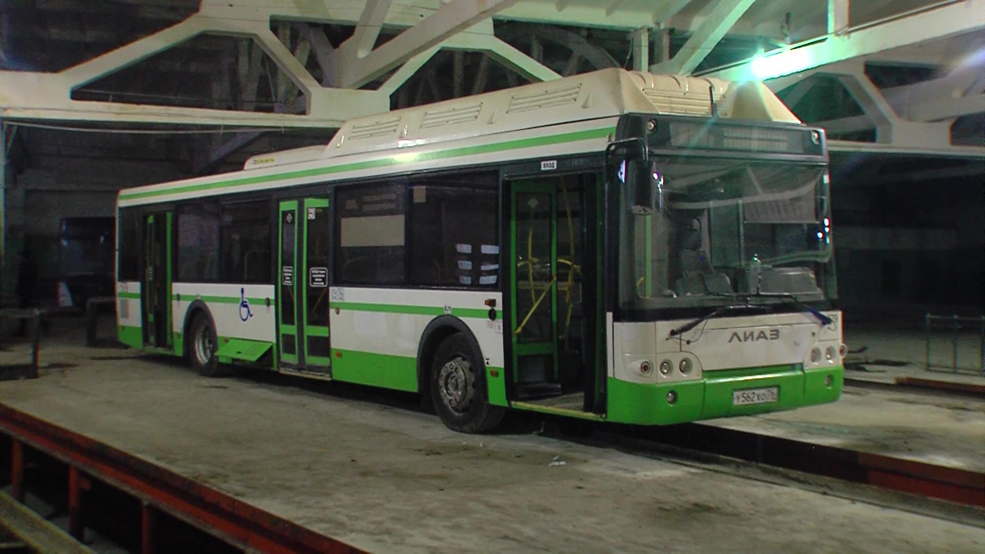 Ярославль бесплатно получил 10 автобусов из столицы
