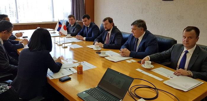 Дмитрий Миронов: «Мы заинтересованы в развитии сотрудничества с Японией в сфере медицины»