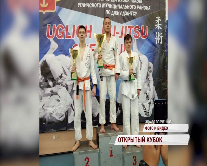 Спортсмены из Ярославской области успешно выступили на открытом кубке главы Угличского района по джиу-джитсу