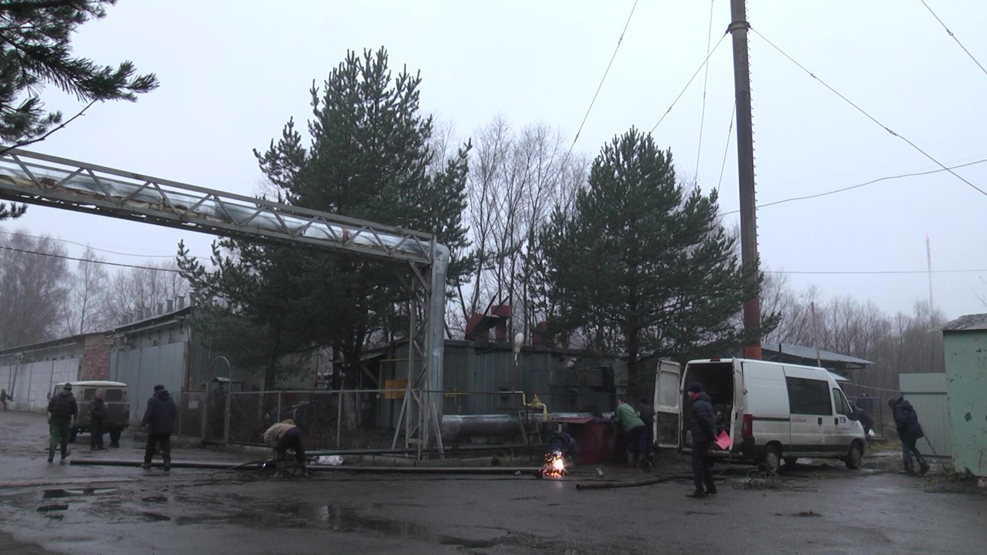 В Рыбинске восстановили подачу тепла в микрорайоне Заволжье-1
