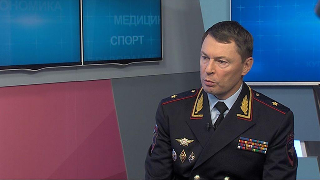 Программа «В тему». Андрей Липилин: как изменилась статистика преступлений в Ярославской области