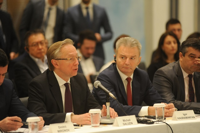 Дмитрий Миронов подписал меморандум о сотрудничестве между правительством области и японской торговой ассоциации РОТОБО