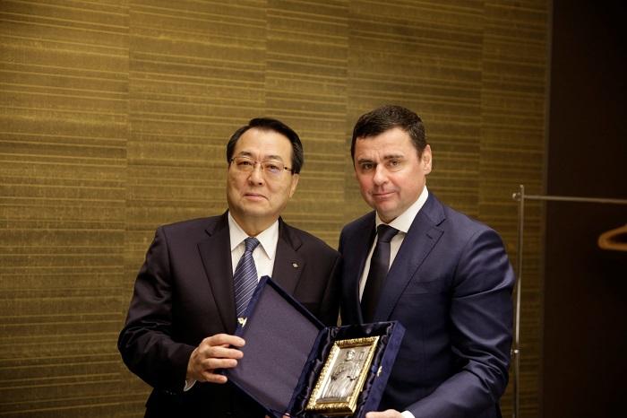 Дмитрий Миронов: «Сотрудничество между Ярославской областью и Японией осуществляется в трех сферах – машиностроении, фармации и инновационной медицине»