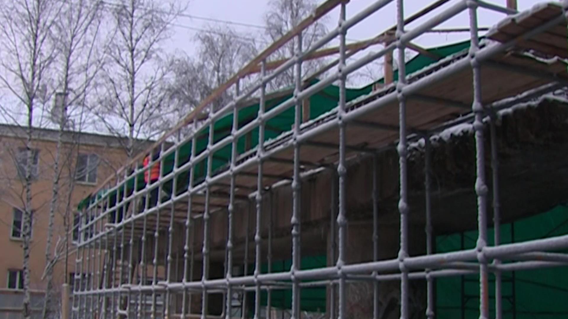 Комиссия проверила ход ремонта Добрынинского путепровода