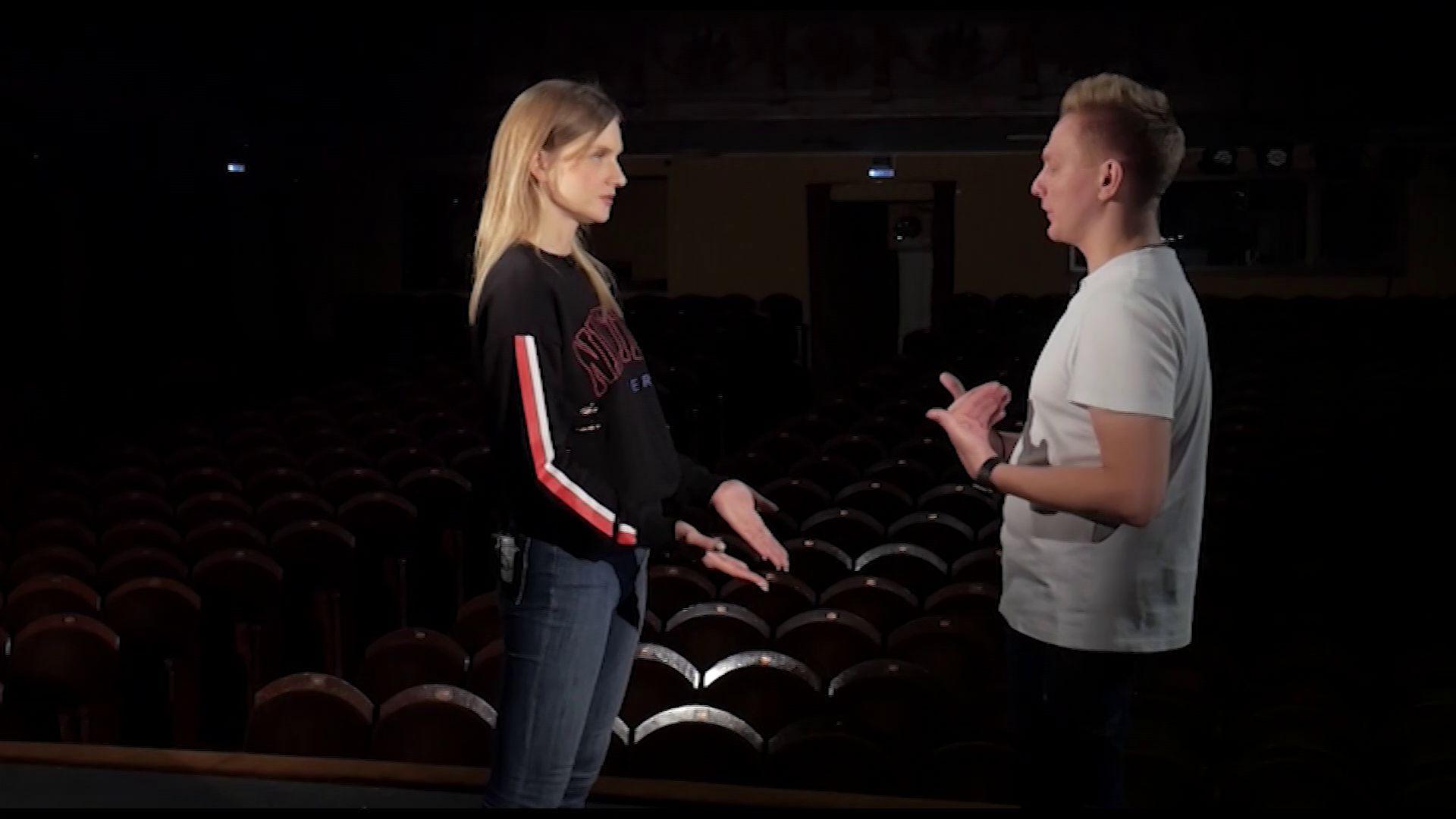 Утреннее шоу «Овсянка» от 7.11.19: подробный мастер-класс по актерскому мастерству