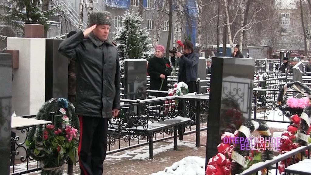 В Ярославле вспомнили сотрудников органов внутренних дел, погибших при исполнении