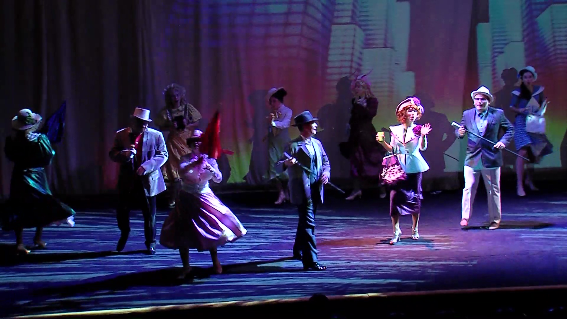 В Театре юного зрителя покажут известный бродвейский мюзикл