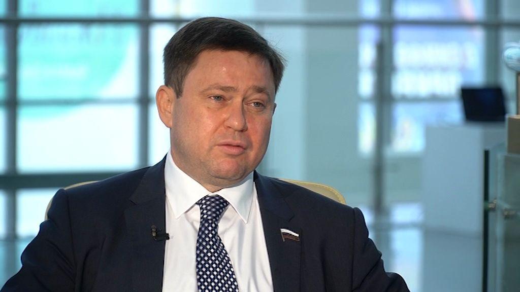 Сергей Кривоносов: Собираемся развивать придорожный сервис, в том числе и в Ярославской области