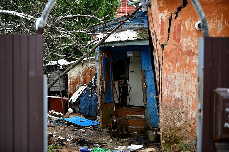 В частном доме в Ярославле взорвался газ из-за мышей: пострадала пенсионерка