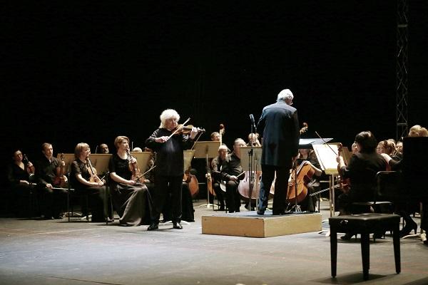 В Ярославской области на музыкальном «Коган-фестивале» выступил известный хорватский скрипач