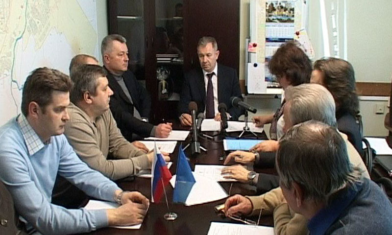 Председатель горизбиркома покинул свой пост