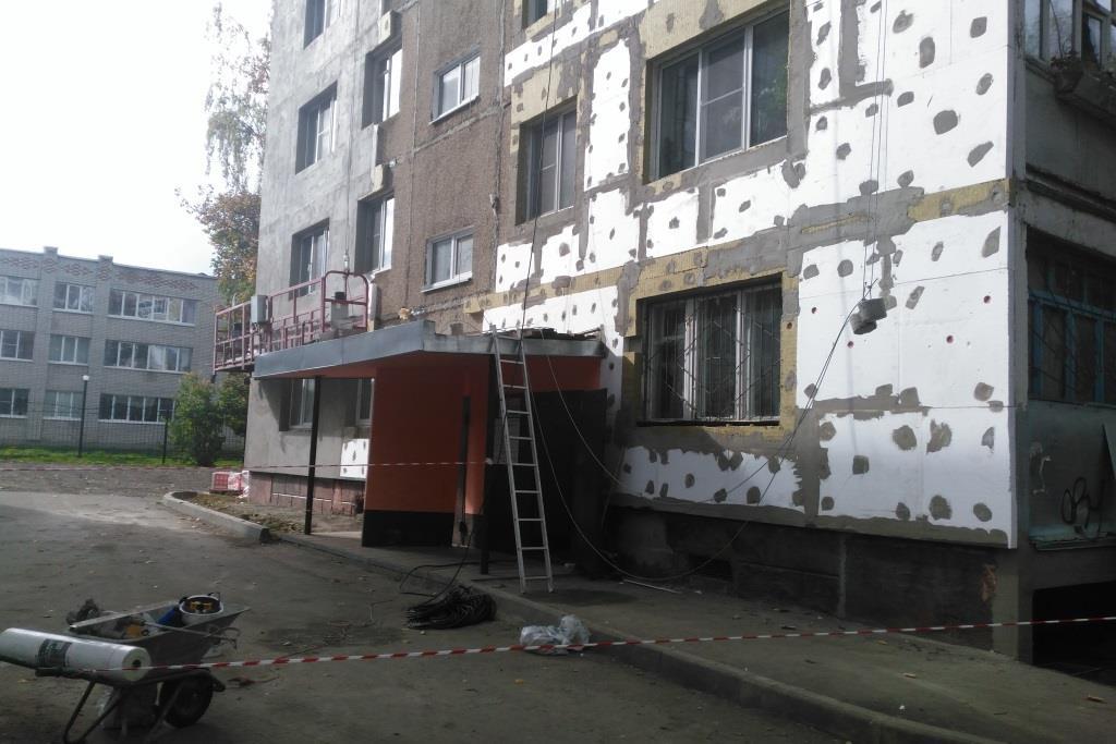 В Ярославле завершен капитальный ремонт 166 домов