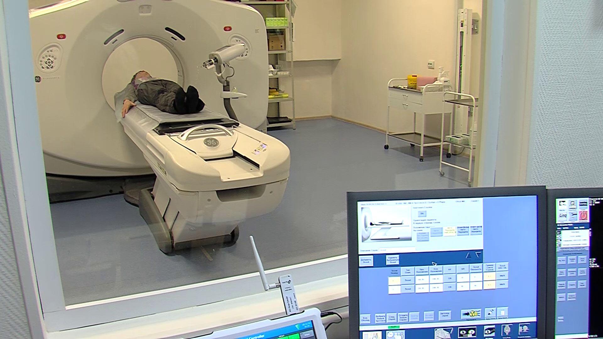 В областной онкобольнице открылось новое отделение противоопухолевой лекарственной терапии