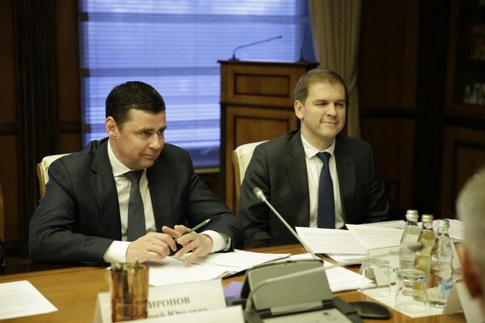 Дмитрий Миронов рассказал о подготовке к форуму «Проектория» на заседании оргкомитета в Москве