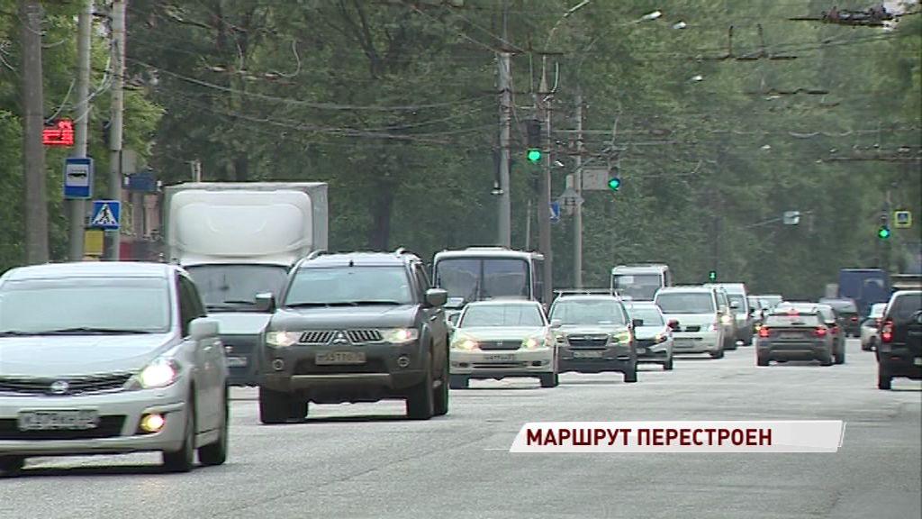 Срок открытия участка на Тутаевском шоссе вновь перенесли