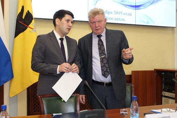 В Ярославской области обсудили проблемы сохранения водных объектов