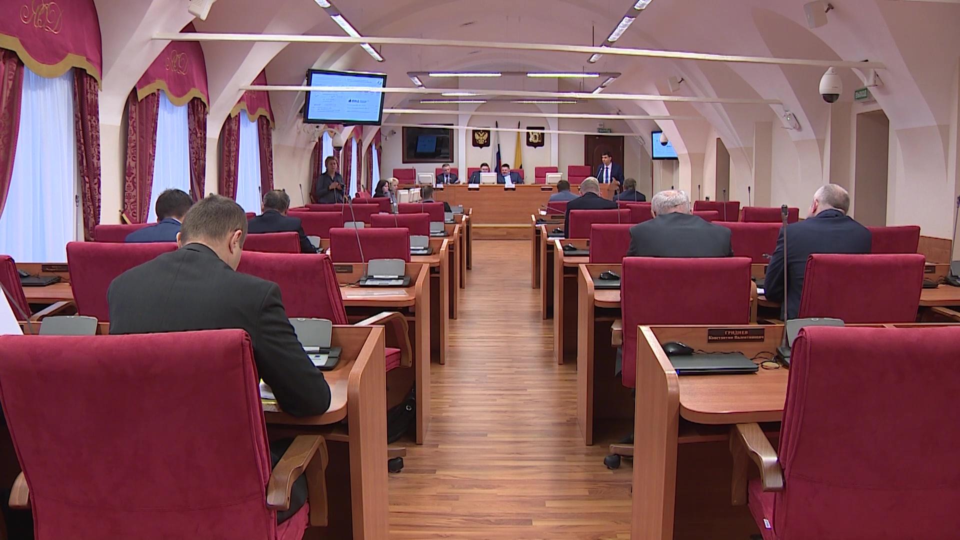 Депутаты обсудили бюджет на сферу предпринимательства на 2020-й год