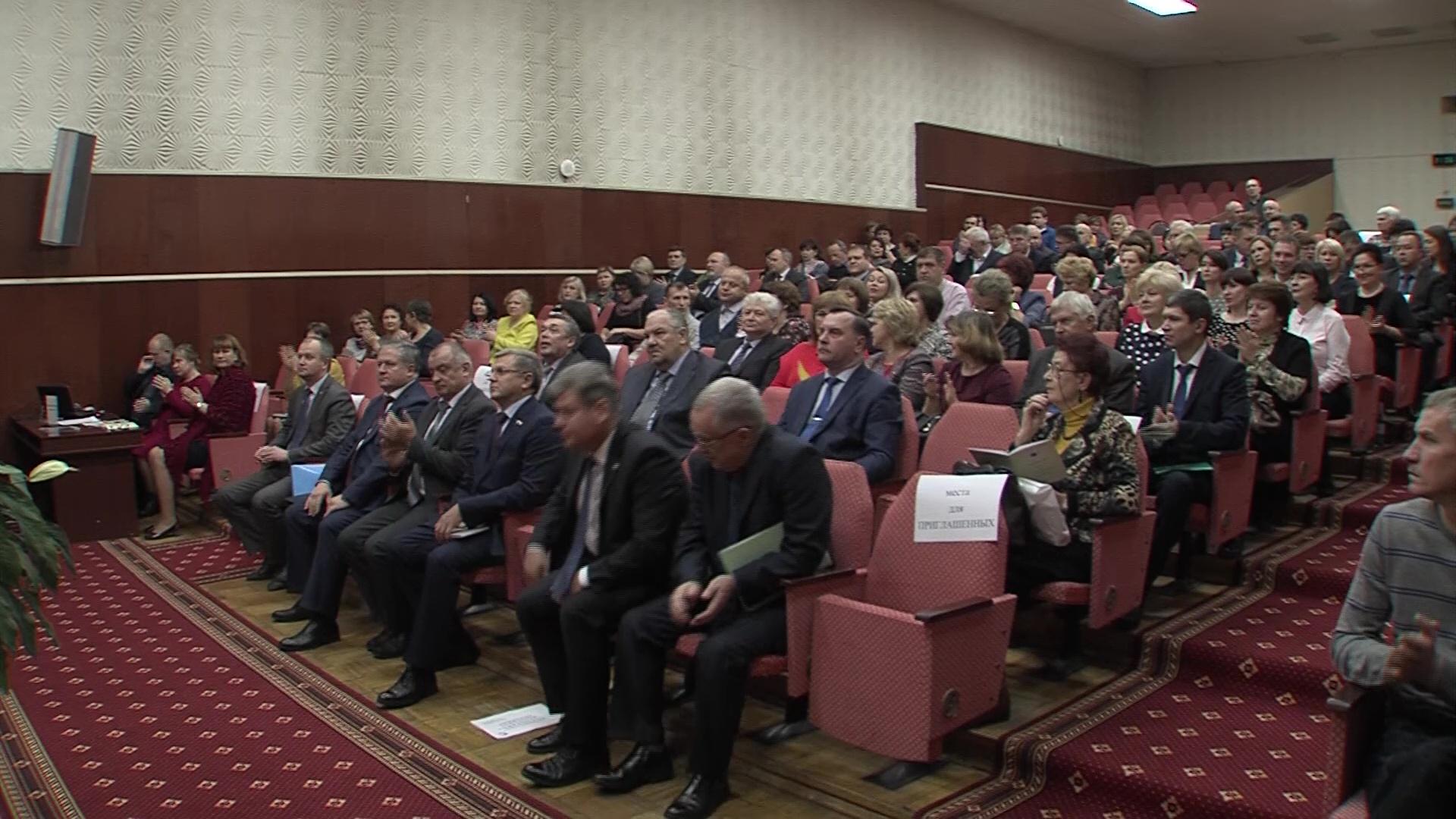 Профсоюзные активисты обменялись опытом на региональной конференции