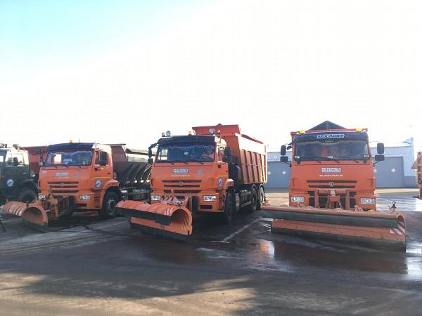 В Ярославской области завершена подготовка к зимнему содержанию трасс