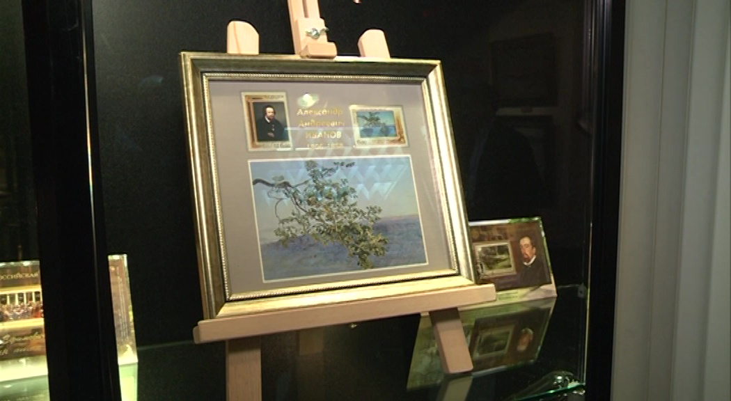 Маленькие копии больших шедевров: в Ярославле открылась выставка почтовых марок