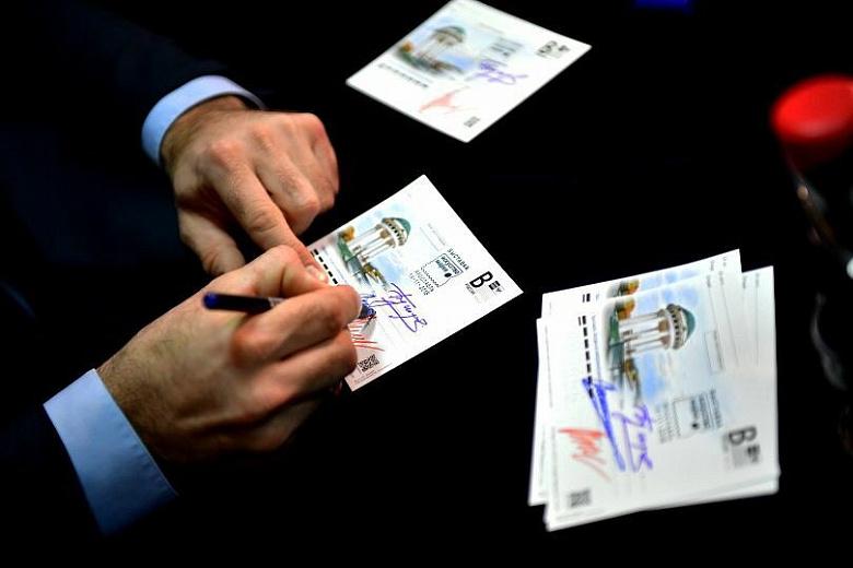 Почтовые конверты с изображением Которосльной набережной увидят многие россияне