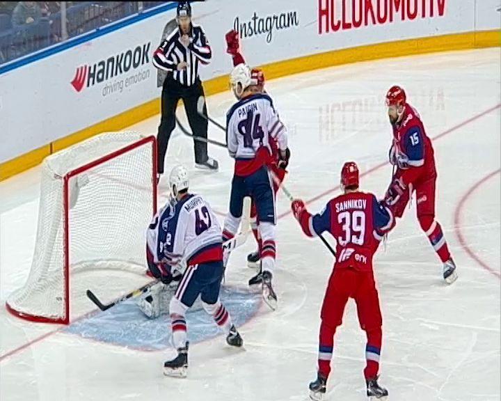 «Локомотив» обыграл «Нефтехимик» в домашнем матче