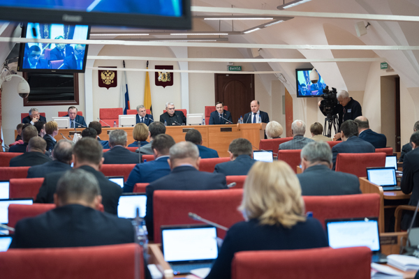 В Ярославской областной думе в первом чтении приняли региональный бюджет на следующий год
