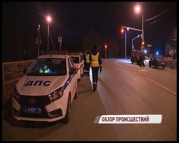 В Ярославской области на трассах задержали 60 пьяных водителей
