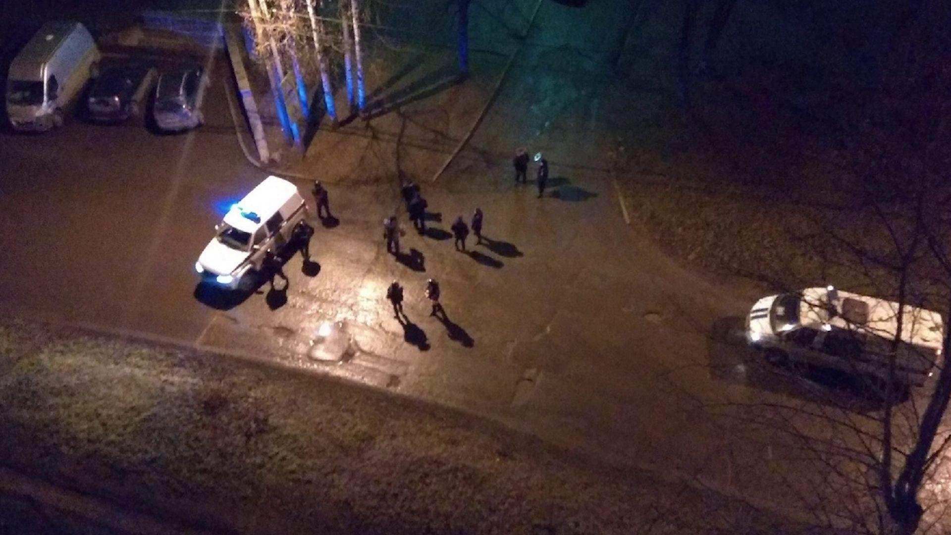 Ночью в Ярославле оцепили проспект Фрунзе: в чем причина