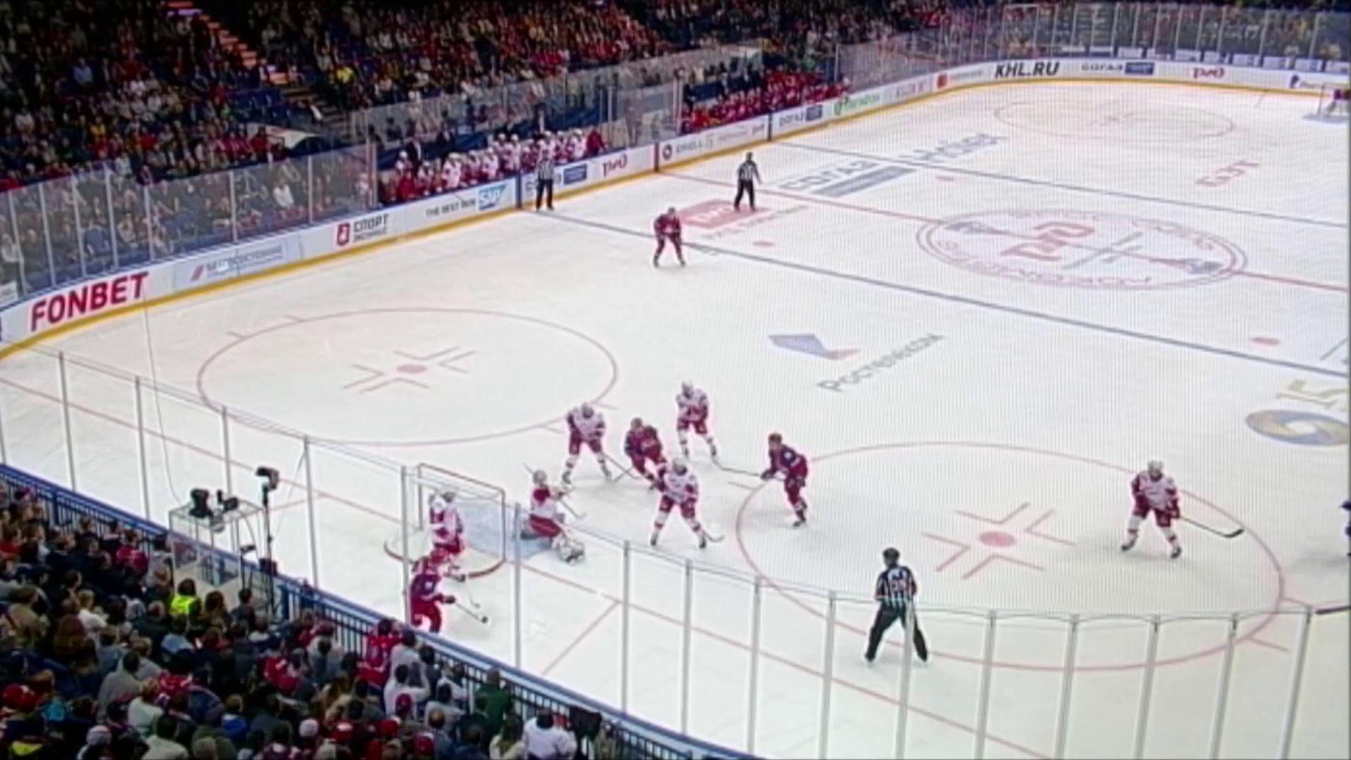 «Локомотив» сразится со «Спартаком»: прямая трансляция на «Первом Ярославском»