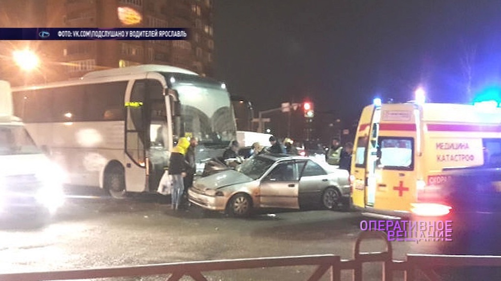 Водитель автобуса, протаранивший иномарку с беременной женщиной, предстанет перед судом