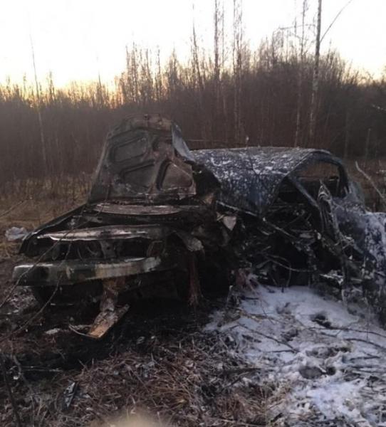 Сгорел заживо: в Рыбинске погиб водитель «Рено»