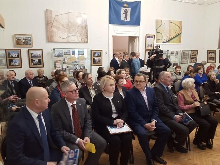 Ярославская скорая помощь отмечает 110-летие