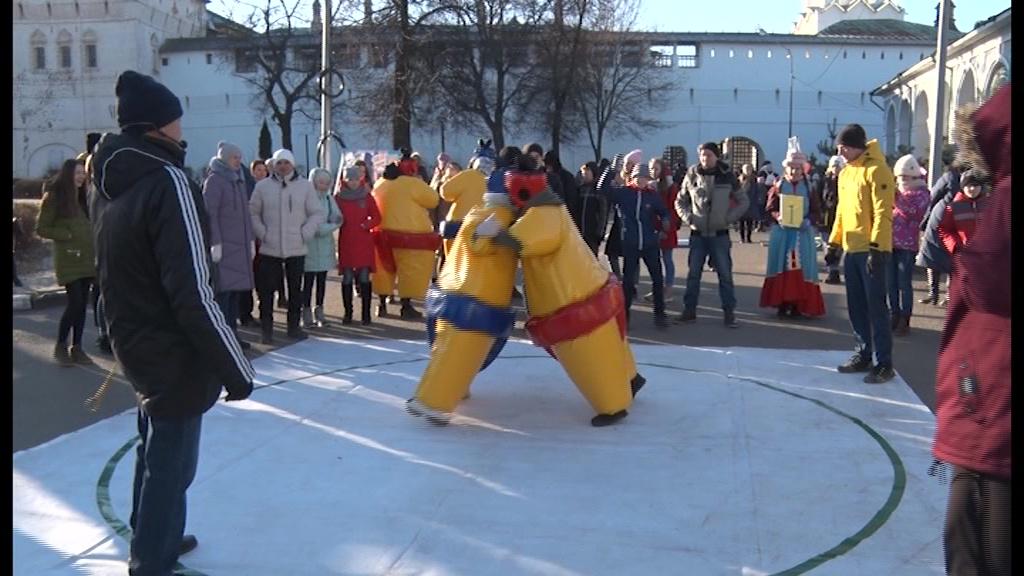 В Ростове Великом отпраздновали 52-летие туристического маршрута «Золотое кольцо России»