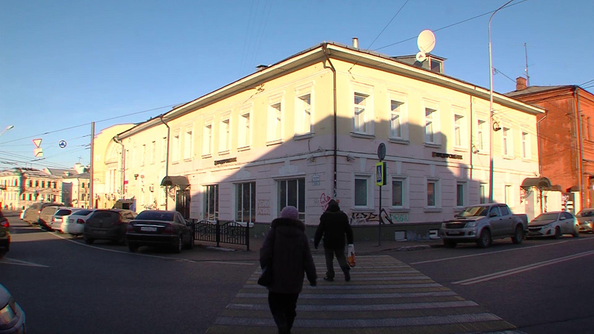 Один из старейших банков Ярославля подозревают в отмывании денег