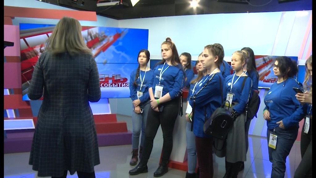 Участники «Проектории» побывали на экскурсии на «Первом Ярославском»