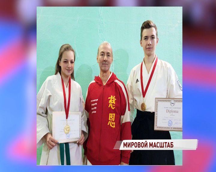 Ярославские спортсмены завоевали сразу несколько наград на первенстве мира по всестилевому каратэ