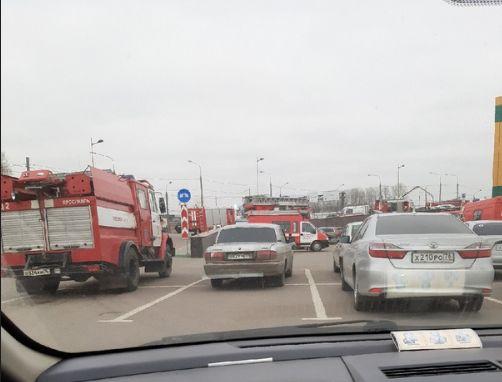В Ярославле экстренно эвакуировали торговый центр