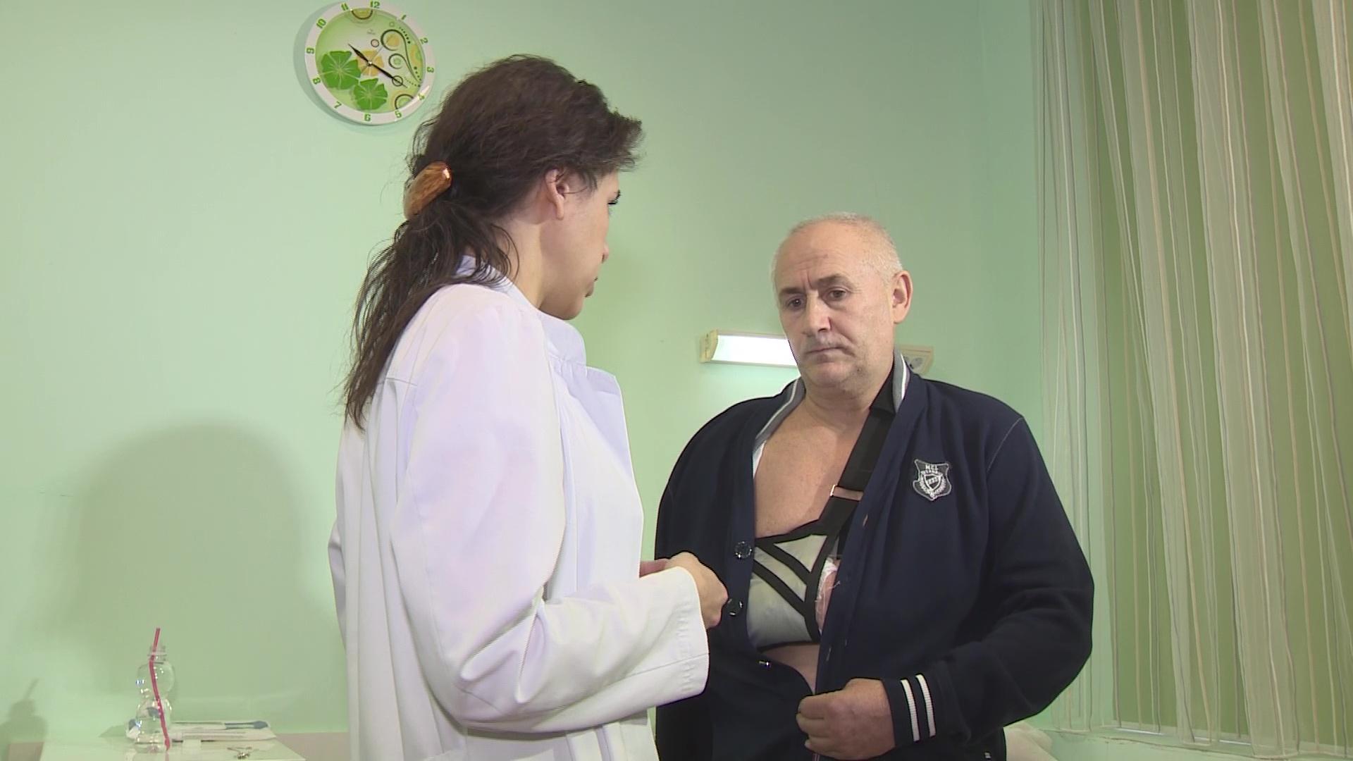 Врачи «соловьевки» восстановили пациенту руку, которую тот чуть не потерял из-за несчастного случая на работе