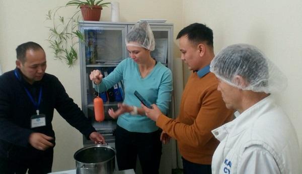 Ярославские производители наладили сотрудничество с Киргизией