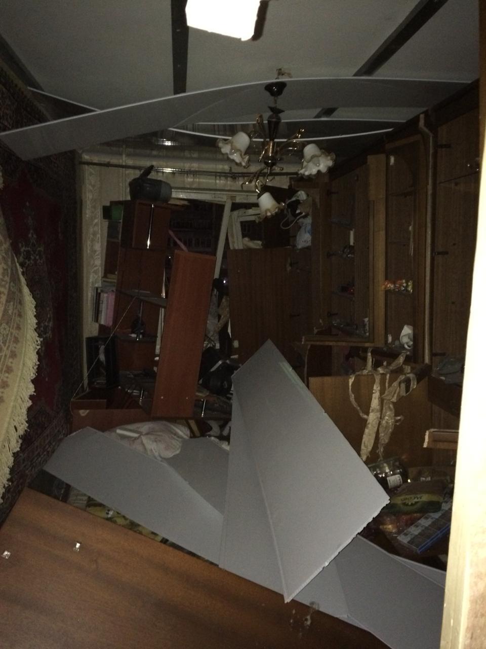 По факту взрыва газа в доме на улице Панина началась доследственная проверка