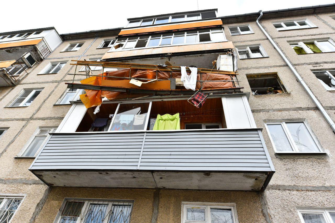 Эксперты обследовали дом на улице Панина
