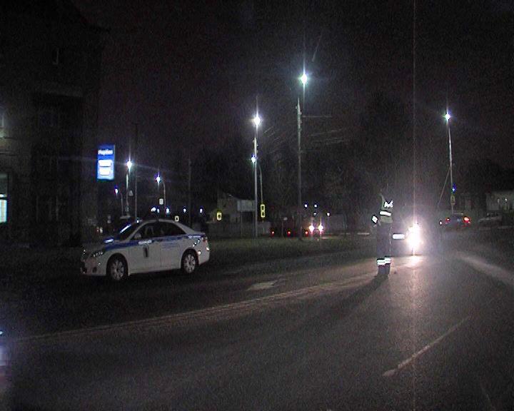 В Ярославле за выходные поймали почти полсотни пьяных водителей