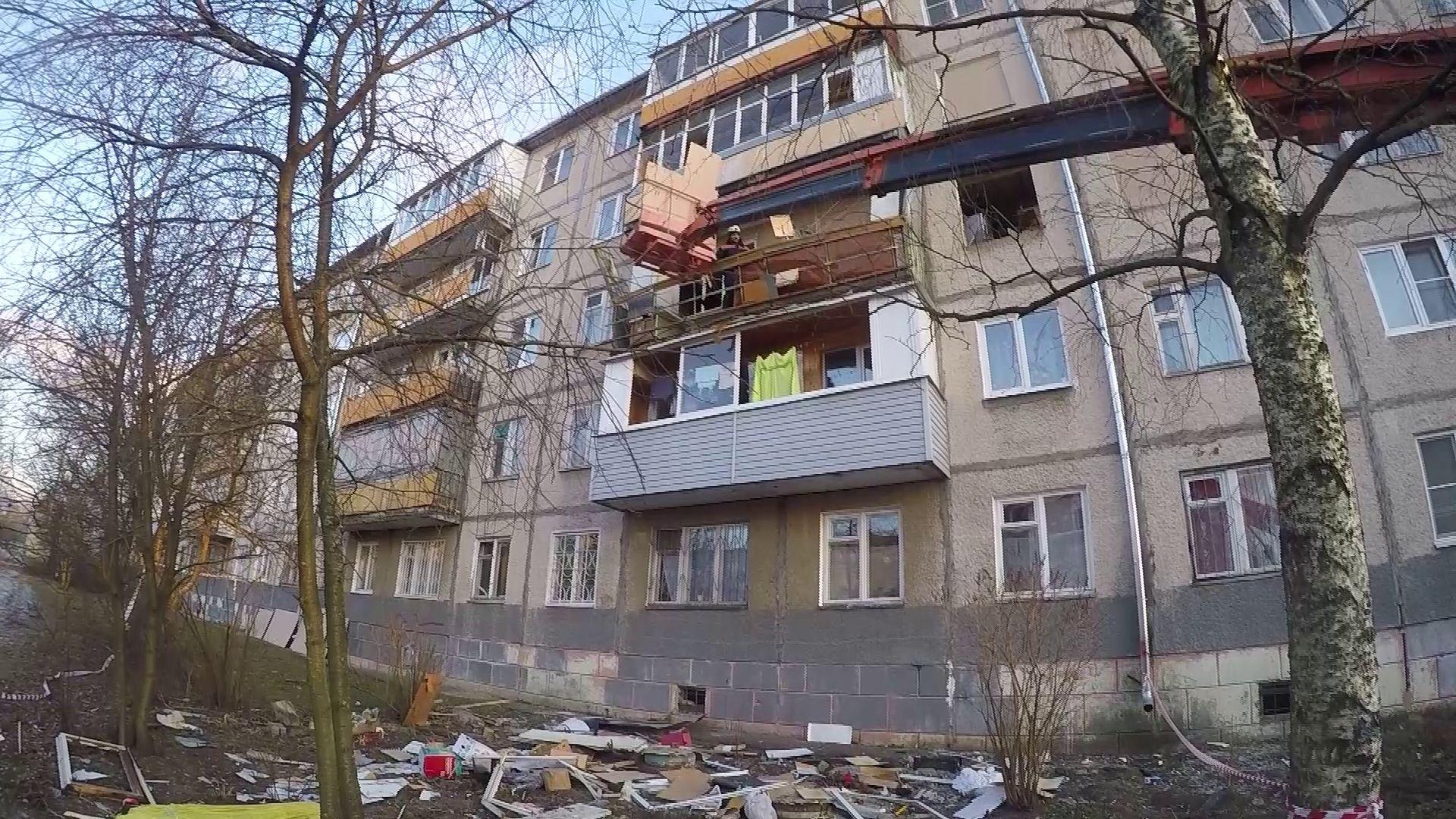 Жители дома в Ярославле, где взорвался газ, рассказали о событиях той ночи