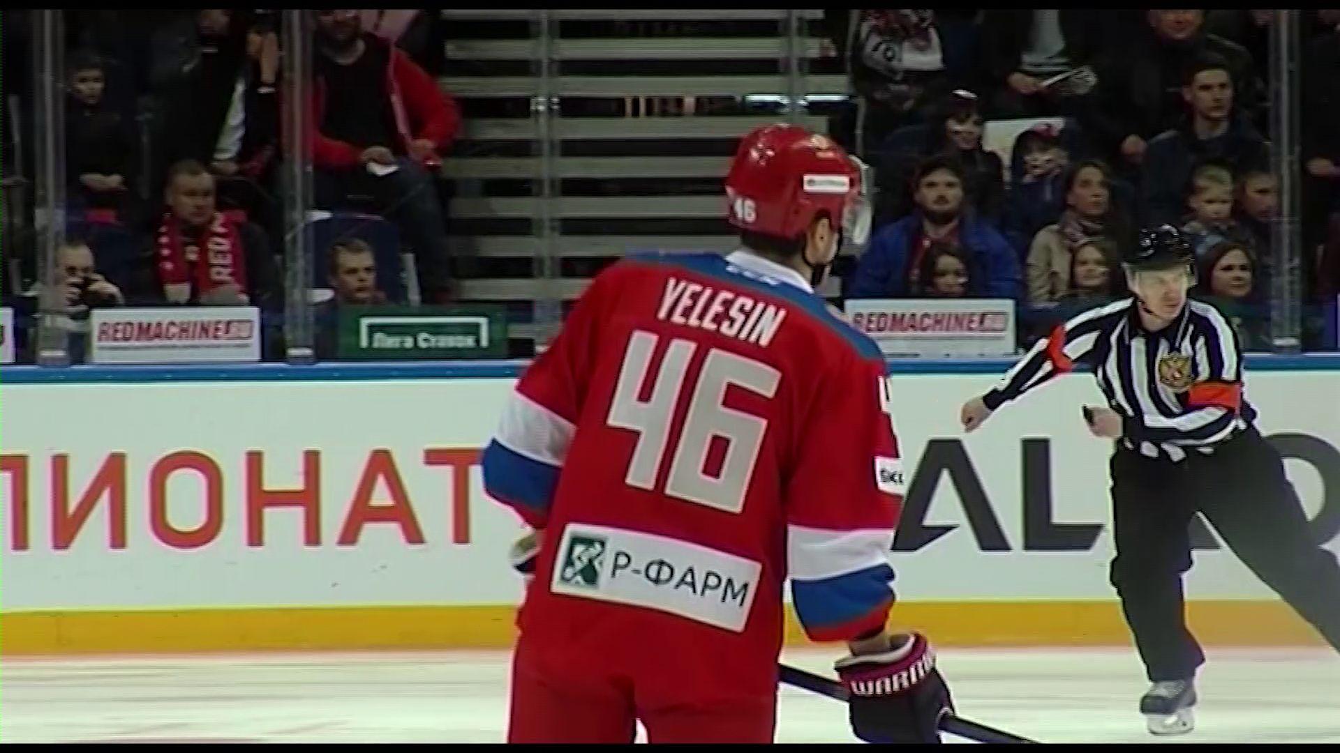 Ярославского хоккеиста вновь отправили в АХЛ