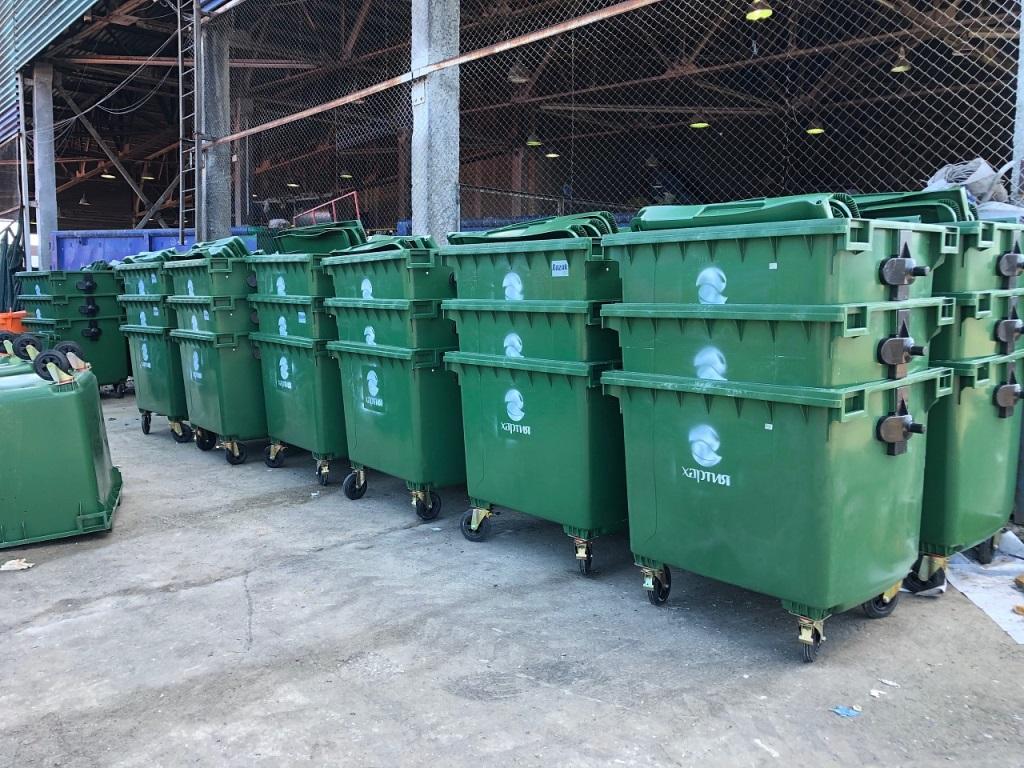 В Ярославской области на оборудование новых контейнерных площадок потратят 300 миллионов