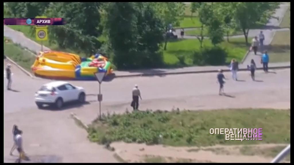 Владелице улетевшего батута в Рыбинске дали два с половиной года условно
