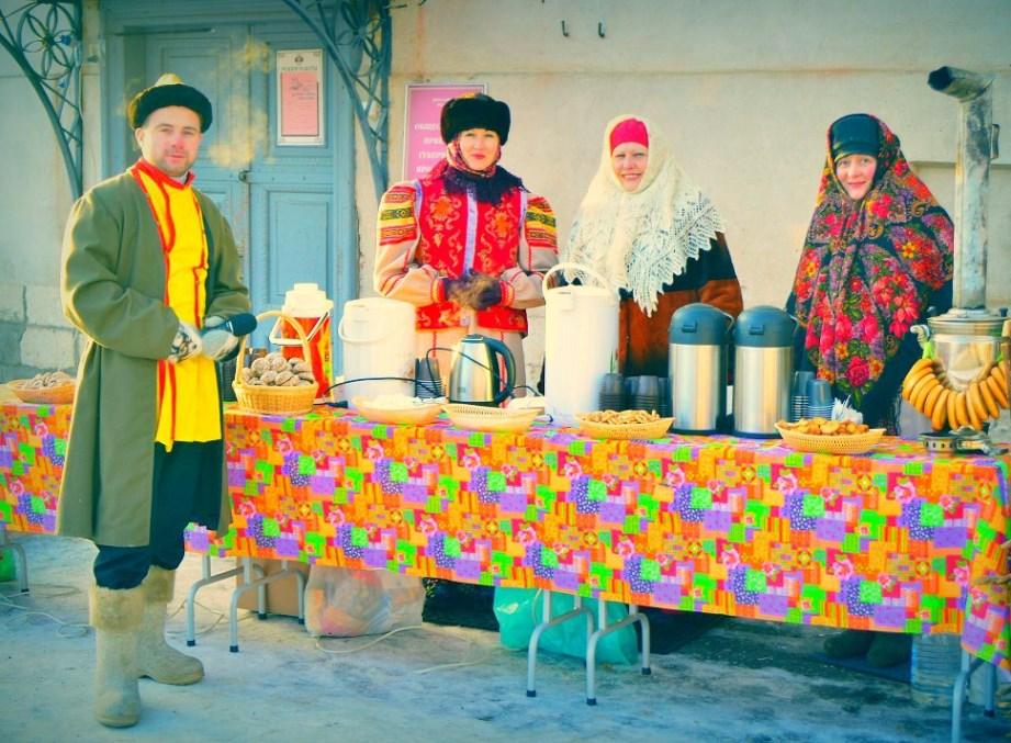 Жителей Мышкина удивят ярмаркой в стиле XIX века