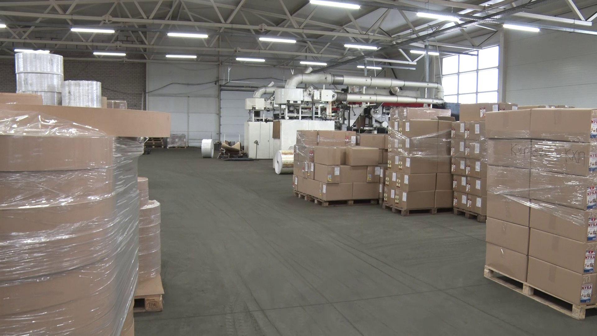 В регионе продолжается активная работа Центра экспорта с предприятиями разного профиля