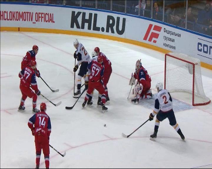 «Локомотив» обыграл «Металлург»